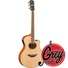 Guitarra Electroacustica Yamaha Apx700ii Nt Natural