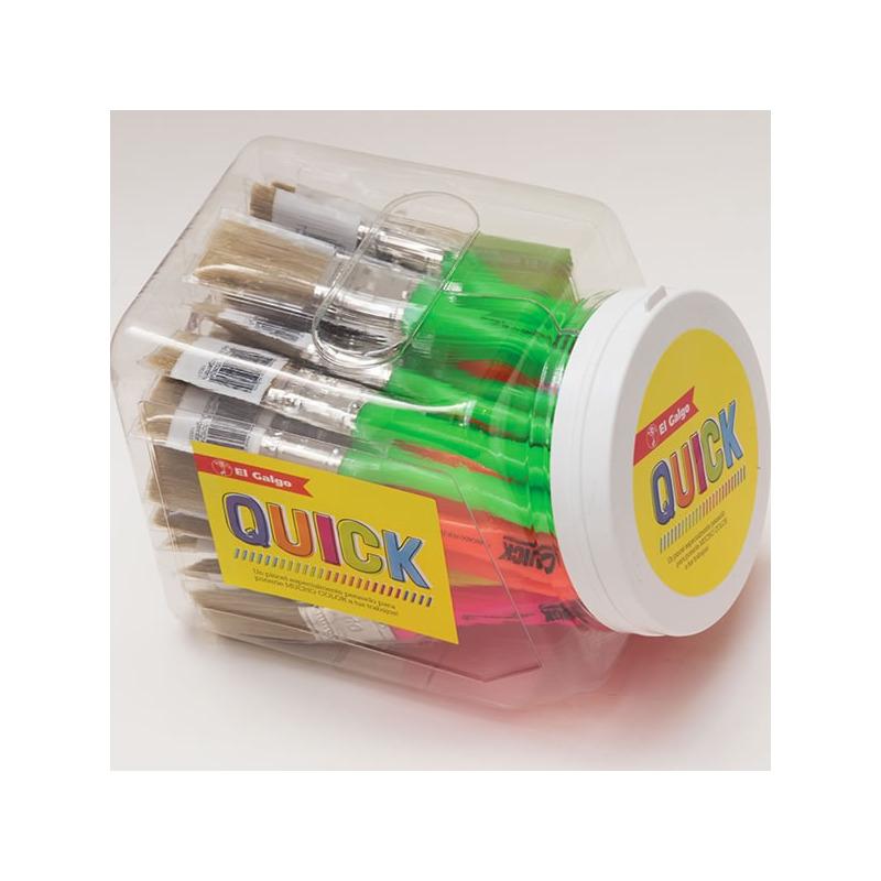 Pincel Quick Fluo Nº 10 Galgo OGUS
