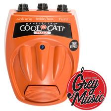 Danelectro Coolcat Fuzz Cf-2 Pedal Fuzz Para Guitarra