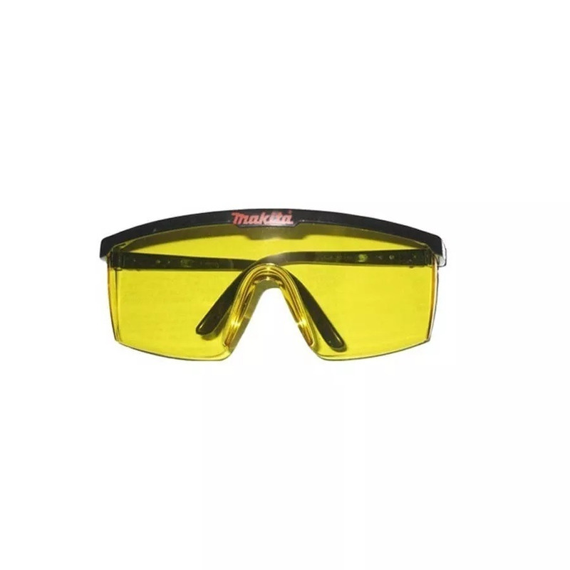 Óculos de Segurança Lente Âmbar 004115-1 - Makita