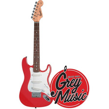 Guitarra Squier 031-0101-558 Strato Mini Rosewood Sss
