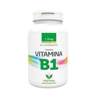 Vitamina B1- Tiamina 60 comprimidos 1,2mg - Vital Natus