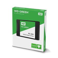 Disco Solido Ssd Wd 240gb Green Sata Western Digital