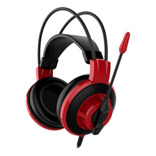 AURICULAR MSI DS501 GAMING HEADSET WITH MICROPHONE ACUARIO