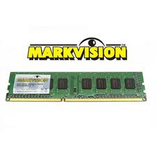 MEMORIA DDR3 MARKVISION 4GB DDR3 1600 MHZ BULK SIN BLISTER