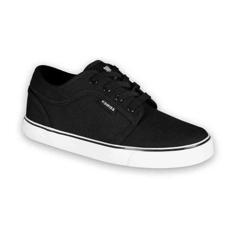 Sneakers Kswiss Negro Con Blanco K8F025