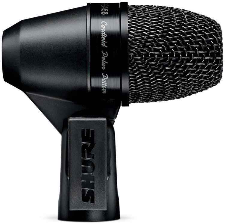 Micrófono Dinamico Shure Pga56 - Ideal Para Tambor  Tom  Etc