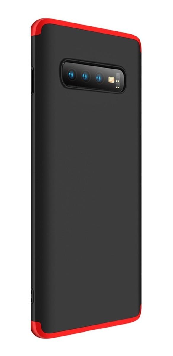 FUNDA 360 LUXURY SAMSUNG S10 PLUS TERRACOTA