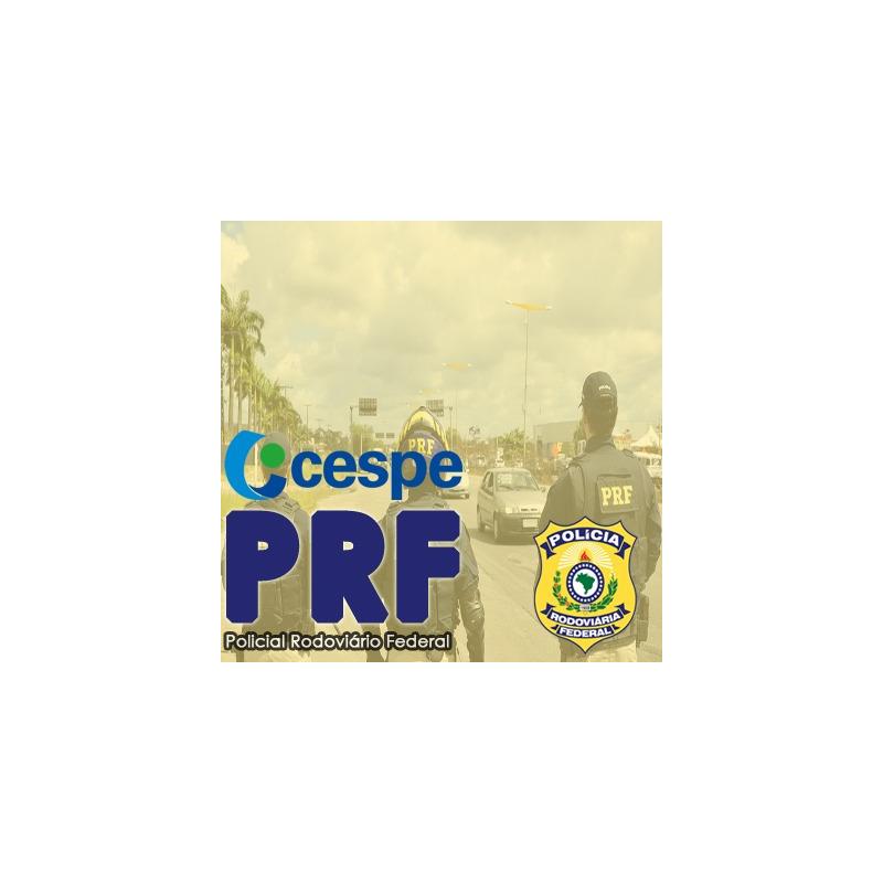 Curso Revisão por Itens Cespe - PRF Policial Rodoviário Federal - Direito Penal e Processo Penal  - Pós Edital