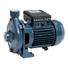 Bomba Centrifuga De Agua Motor 1.5 Hp Trifasica 380v Gamma