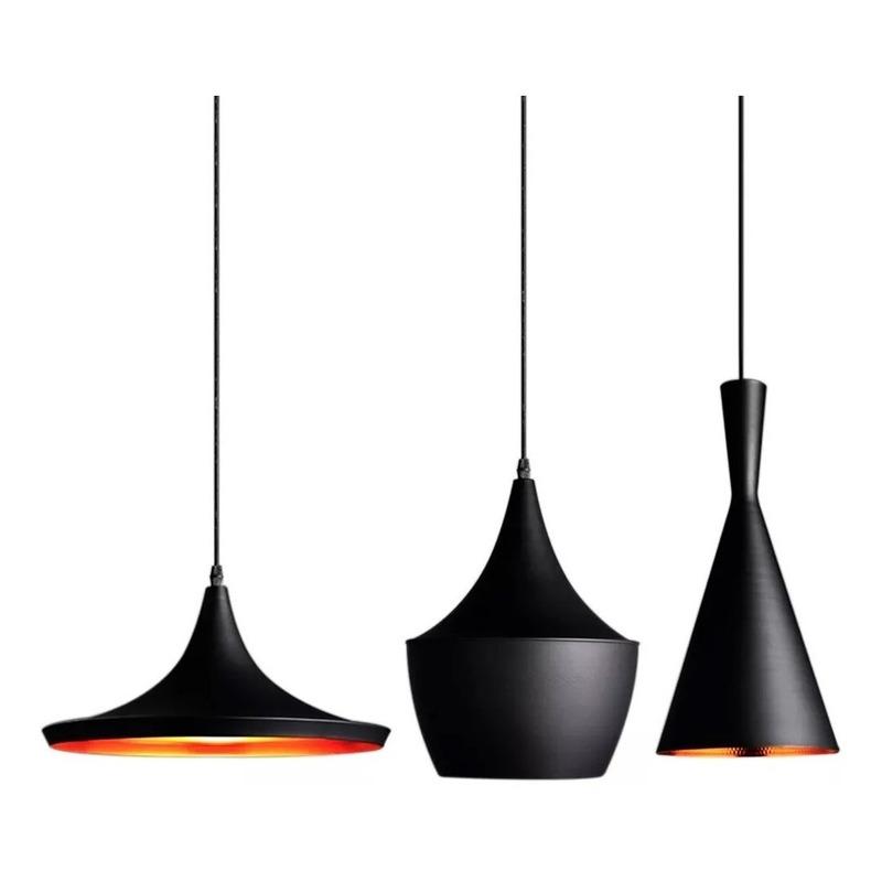 DESINGX3 Wide LUZ Colgantes Modernas Lámparas Beat Cocina vmNn80w