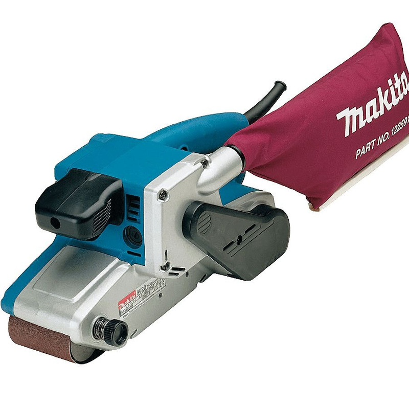 Lixadeira de Cinta (76x610 mm) 1.010 Watts - 9920 - Makita