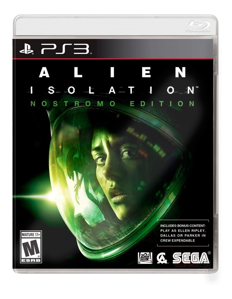 Alien Isolation Nostromo Edition Ps3 Fisico Sellado Original
