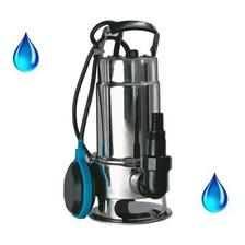 Bomba Sumergible Inox Portatil 750w Agua Sucia 3202 Gamma