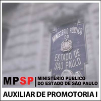 Auxiliar de Promotoria I AA MP SP 2018