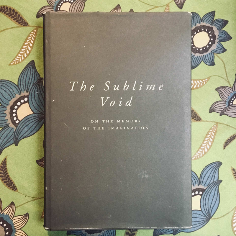 THE SUBLIME VOID.