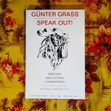 Günter Grass.  SPEAK OUT!