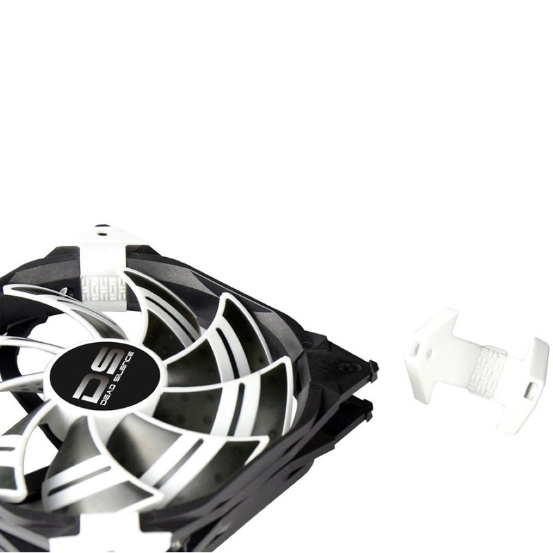 COOLER FAN 14CM AEROCOOL EN51639 DS BRANCO