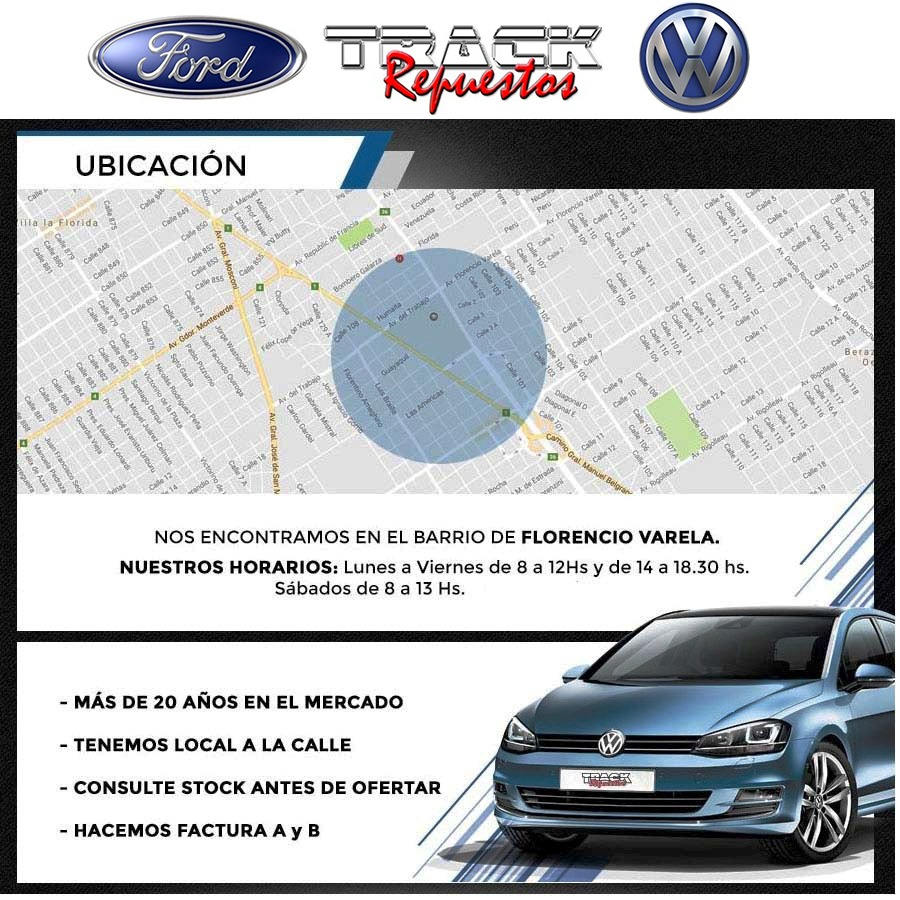 SENSOR DE TURBO VW AMAROK 03l096051A