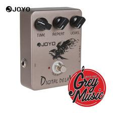 Pedal Efecto Guitarra Joyo Jf-08 Digital Delay - Greymusic -