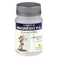 Cloreto de Magnesio P.A. - 60 capsulas 500mg - Meissen