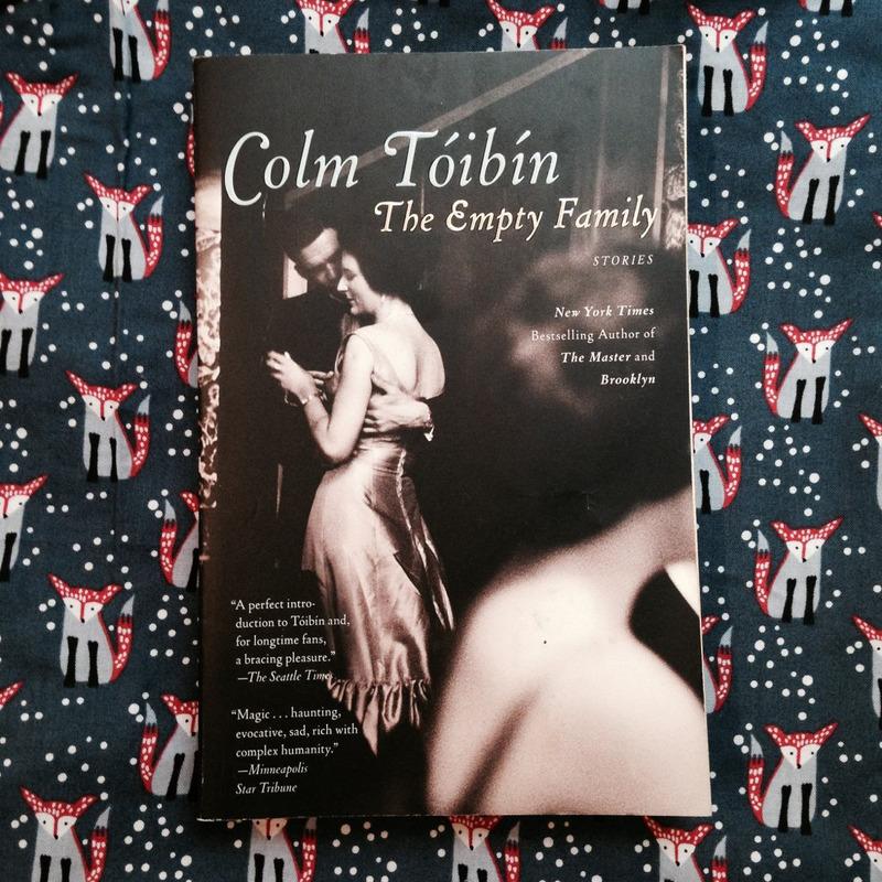 Colm Tóibín.  THE EMPTY FAMILY.