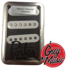 Micrófonos Porter Pickups Vintage Custom Strat Set Guitarra