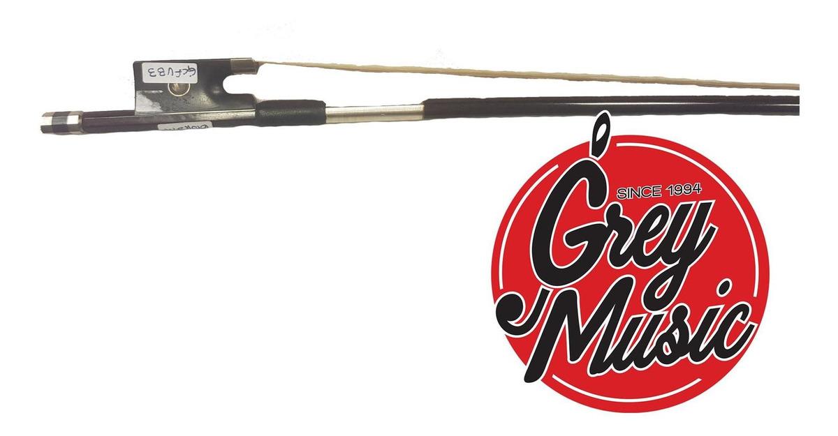 Arco Giuliani Gcfvb-3 De Violin 4/4 Madera Fibra De Carbono