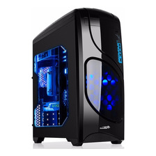 Gabinete Gamer Sentey Furious Gs-6062 Mid Tower Pc