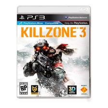 Killzone 3 Ps3 Fisico Sellado Nuevo Original