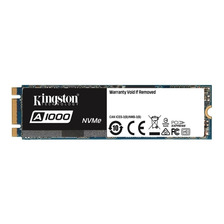 Ssd 240gb Kingston A1000 Nvme M.2 2280 1500mb/s Pc Notebook