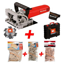 Engalletadora Einhell Tc-bj 860w + 150 Galletas +disco Extra