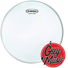 Parche Evans U.s.a Tt12g12 12  G12 Clear - Grey Music -