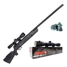 Rifle Aire Comprimido Gamo Big Cat Igt Nitro Pistón 5.5 Caza