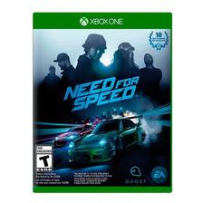 Need For Speed Xbox One Fisico Sellado Original Nuevo