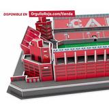 ¡Impresionante estadio Puzzle 3D para armar!