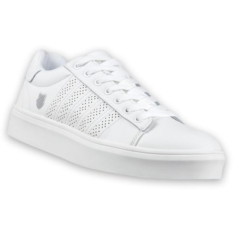 Sneakers Kswiss Blanco Liso K9F104