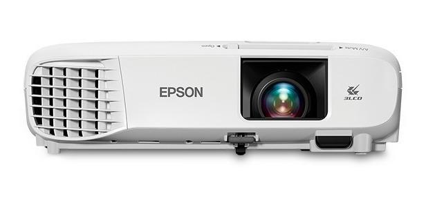 Proyector Epson Powerlite S39 Ansi Svga 3300 Lúmenes Hdmi