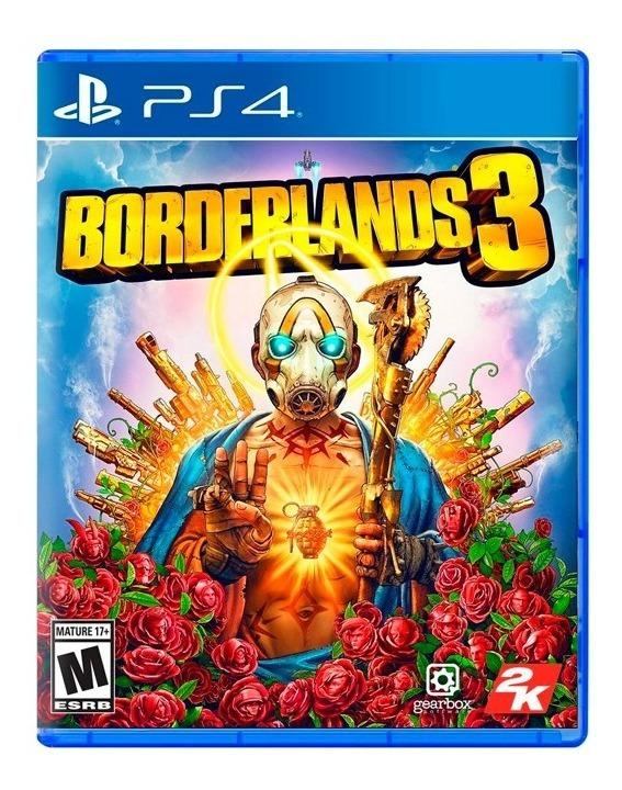 Borderlands 3 Ps4 Fisico Sellado Nuevo Original