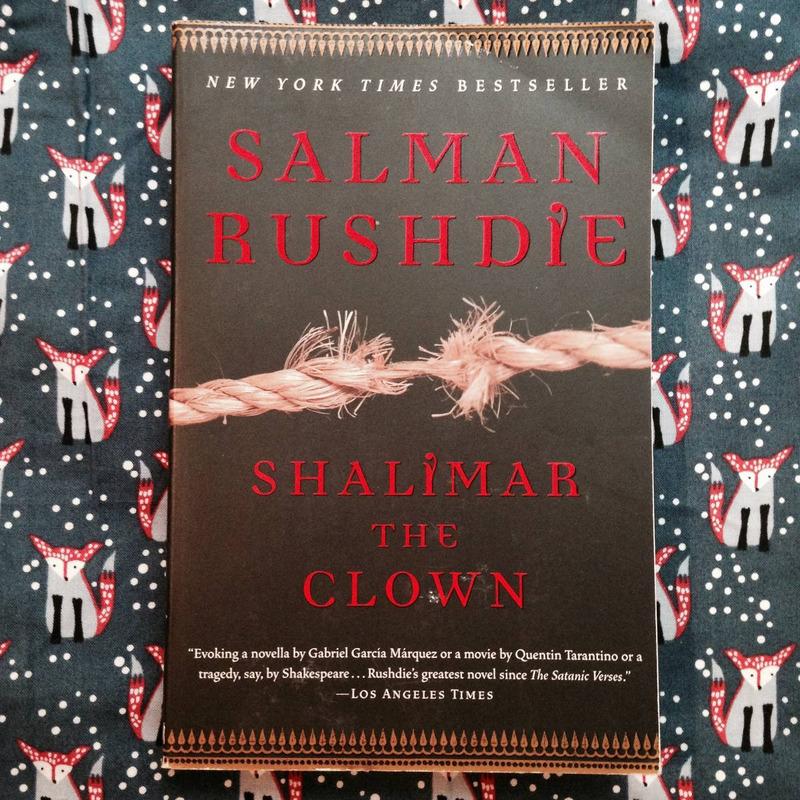 Salman Rushdie.  SHALIMAR THE CROWN.