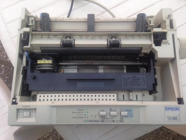 Impresora Epson Lx 300 Paralelo Punto Gtia Zona Congreso