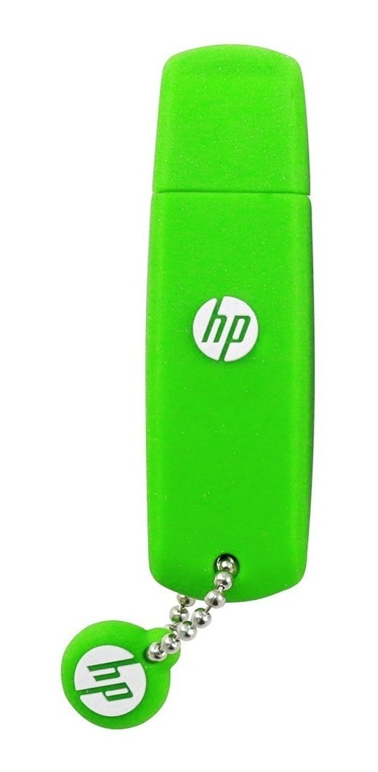 Pendrive Hp 64gb V188 Usb 2.0 Pen Drive Original Colores