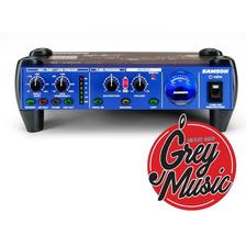 Samson C-valve Pre Amplificador Para Microfono Valvular