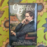 Charles Dickens. FOUR NOVELS.