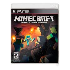 Minecraft Ps3 Fisico Sellado Nuevo Original - San Justo