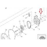 Anel Vedacao Placa Bomba Oleo Motor Harley M8 11900103