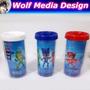 Vaso Plastico Trago Largo Personalizado Foto Imagen Logo | WOLF MEDIA DESIGN