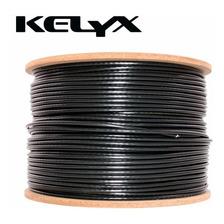 Cable De Red Utp Kelyx Cat 6 Bobina 305m Ethernet Exterior