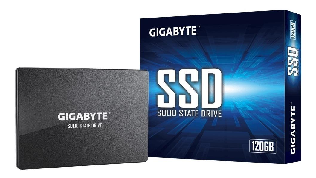 Disco Solido Gigabyte 120gb Ssd 500 Mb/s 2.5 Pulgadas