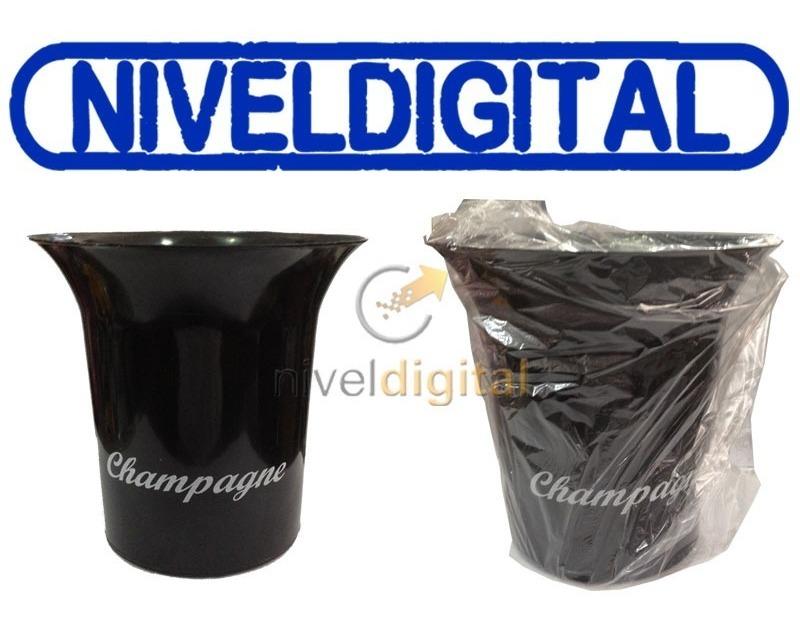 Frapera Balde Champagne Ideal Fiestas Eventos